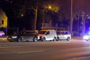Tournai : collision à l'avenue de Maire