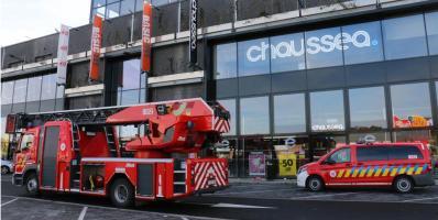 Froyennes : 2 magasins évacués