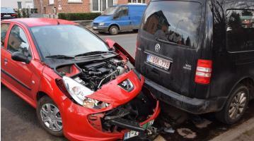 Froyennes : violente collision à la chaussée de Lannoy
