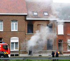 Ath : incendie d'une maison ce dimanche