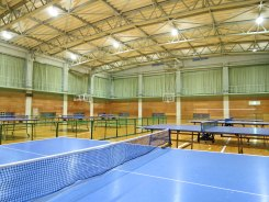 Marriott Lake Biwa - sports hall