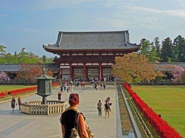 Nara Todaiji Japan