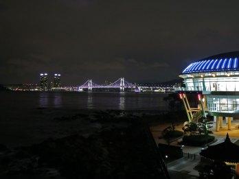 South Korea - Busan Diamond Bridge - Gwangandaegyo