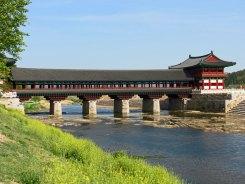 South Korea - Gyeongju - Woljeonggyo Bridge