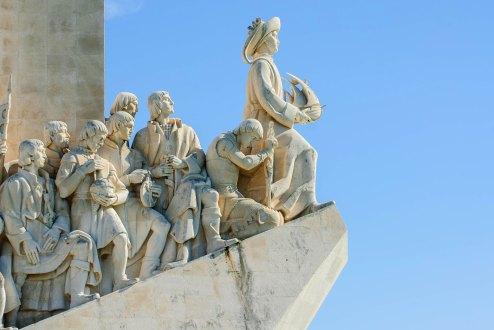 Padrao dos Descobrimentos Lisbon, Portugal