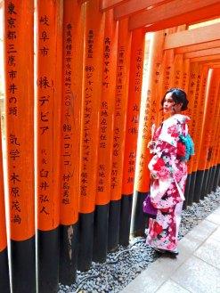 Fushimi Inari Kyoto, Japan