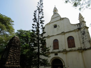 St. Francis Church, Kochi, India