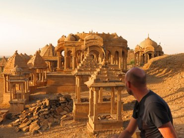 Bada Bagh Jaisalmar, India