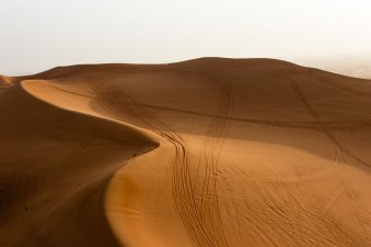 Duba desert jeep safari