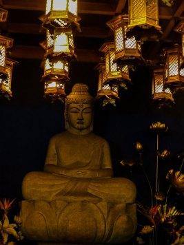 Henjokutsu cave Daisho temple Miyajima, Japan