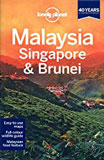 Lonely Planet Signapore, Malaysia, Brunei