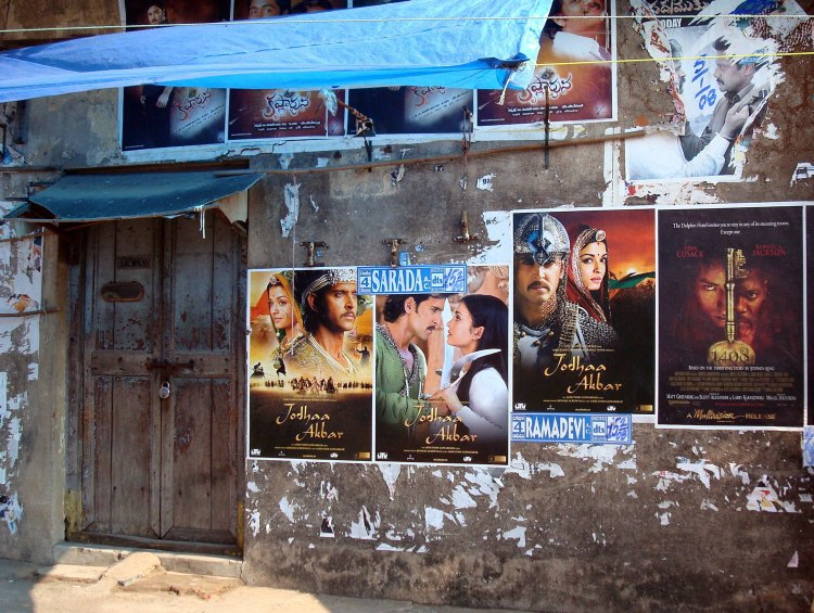 Bollywood posters India