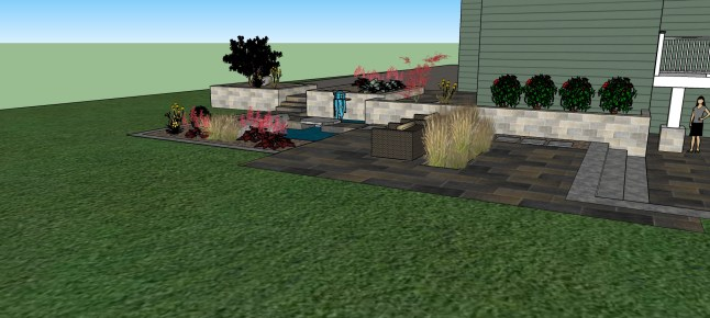 Great landscapes start in the design phase!
