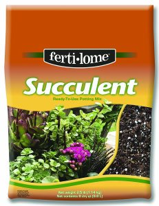 Ferti-lome succulent potting mix image