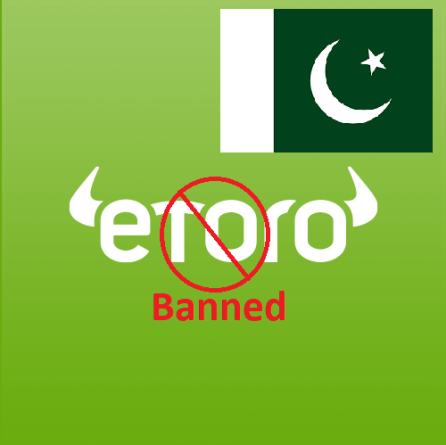 Etoro Banned in Pakistan Image