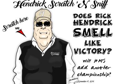 Hendrick Scratch 'N Sniff