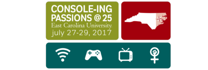 Console-ing Passions Conference