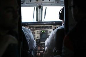 Plane Cockpit