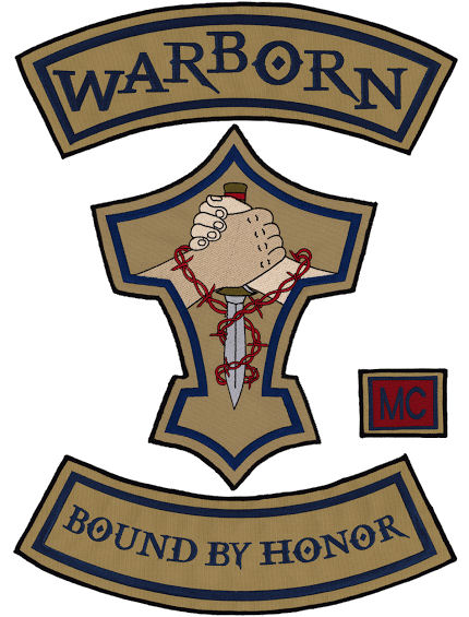 Warboirn M/C Colors