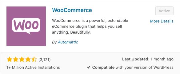 WooCommerce Shop 1