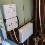 Boiler Control Wiring.