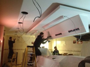 s, LED upgrade in mansfield 2nd Fix
