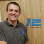 Chris Ward - Electrician in Mansfield