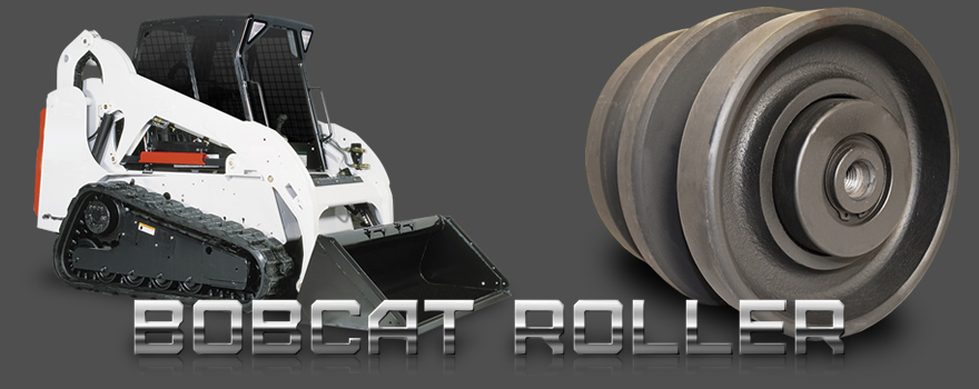 Bobcat T180 T190 T200 T250 T300 And 864 Bottom Roller