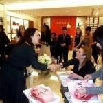 Glenda Bailey Book Signing at Coach DC