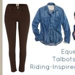 Ask Allie: How to Style the Talbots Shetland Check Jacket