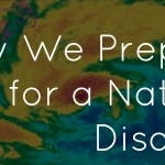Not Fashion Related: Preparing for a Natural Disaster