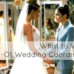 Ask Allie: What to Wear as a Wedding Coordinator?