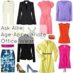 Ask Allie: Age-Appropriate Office Wear