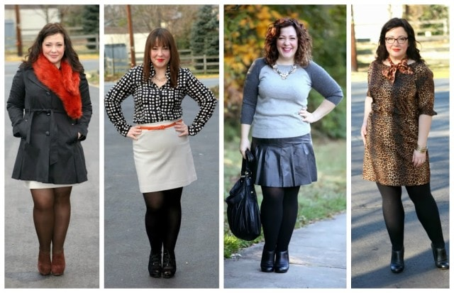 Ask Allie: Ankle Boots for Curvy Women - Wardrobe Oxygen