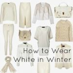 Ask Allie: Winter White