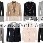 Ask Allie: Interview Outfit Advice