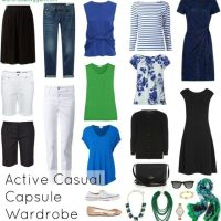 Ask Allie: An Active Casual Capsule Wardrobe for a Woman Over 60