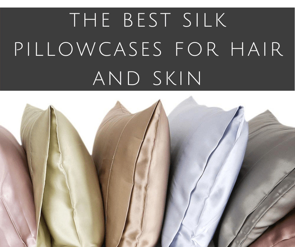 silk pillowcase for hair and skin