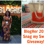 BlogHer 2015 Snag my Swag Giveaway