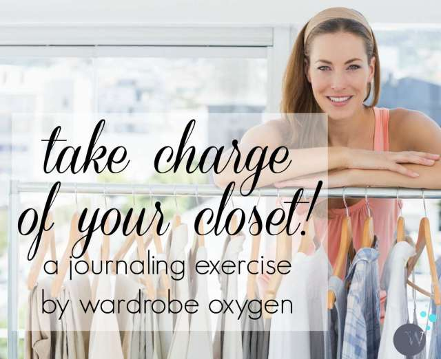 Take Charge of your Closet: How to find personal style, buy less, and love what you wear by Wardrobe Oxygen