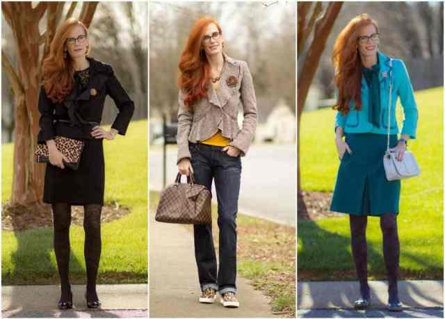 Best Over 40 Fashion Blogs - Elegantly Dressed and Stylish