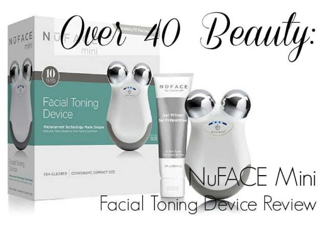 Wardrobe Oxygen - NuFACE Mini Facial Toning Device Review