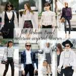 Wearable Trend for Fall: The Victorian Blouse