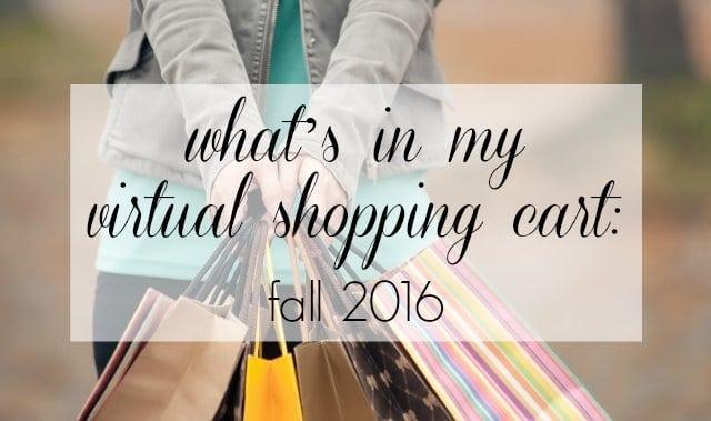 wardrobe oxygen - fall 2016 fashion shopping