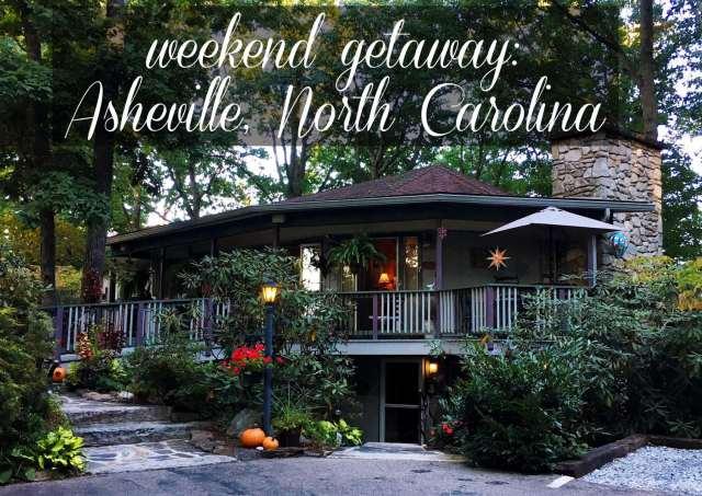 Weekend Getaway to Asheville, North Carolina - Wardrobe Oxygen