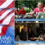 Giving Back this Holiday Season: Luke's Wings