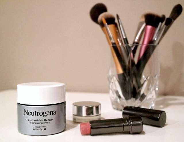 neutrogena raapid wrinkle repair regenrating cream review