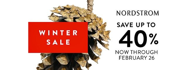 Nordstrom Winter Sale - My Picks