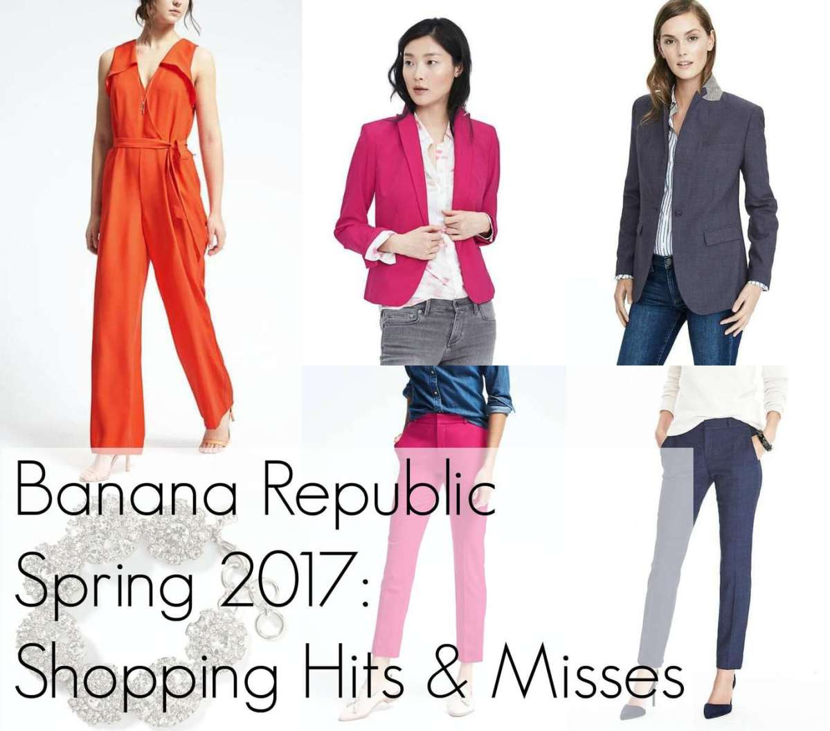 Recent Purchases Hits and Misses – Banana Republic Edition