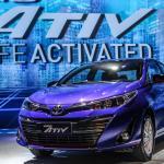 Toyota Yaris Ativ Jumps Into Thailand S Eco Car Sedan Segment Wardsauto